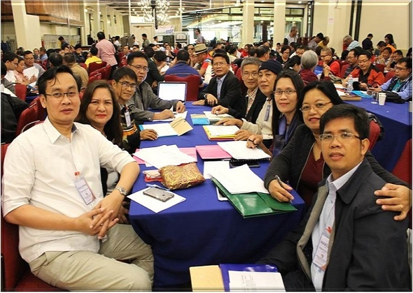 This National Leadership Strategy Conference and Retreat was held in Baguio City.